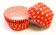 PME Polka Dot Cupcake Cases